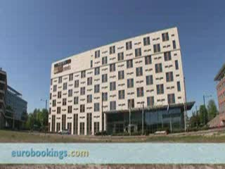 Dutch Design Hotel Artemis: Video clip of Hotel Artemis in Amsterdam Provided by Eurobookings.com