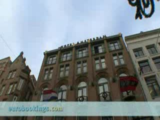 ‪‪Hotel Amsterdam - De Roode Leeuw‬: Video clip of Hotel De Roode Leeuw Amsterdam Provided by Eurobookings.‬