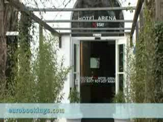 Video clip of Hotel Arena in Amsterdam Provided by Eurobookings.com