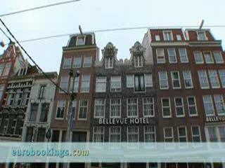 Ibis Styles Amsterdam Central Station: Video clip of Hotel Bellevue in Amsterdam Provided by Eurobookings.com