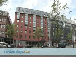 Ibis Amsterdam Centre Stopera: Video clip of Hotel Ibis City Stopera in Amsterdam by Eurobookings.com