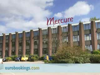 Mercure Hotel Amsterdam West: Video clip of Hotel Mercure Airport in Amsterdam by Eurobookings.com