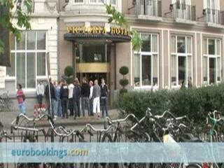 ปาร์คพลาซ่าวิคตอเรีย อัมสเตอร์ดัม: Video clip of Hotel Park Plaza Victoria Amsterdam by Eurobookings.com