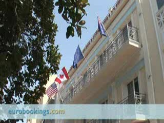 AVA Hotel Athens: Video clip of Ava Hotel Apartments & suites Athens by EuroBookings.com