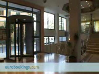 BEST WESTERN Museum Hotel: Video clip of Best Western Hotel Museum Athens by EuroBookings.com