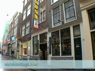 Video clip Hotel Old Quarter in Amsterdam Provided by EuroBookings.com