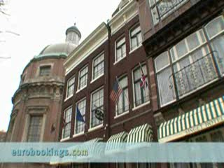Singel Hotel: Video clip Hotel Singel in Amsterdam Provided by EuroBookings.com