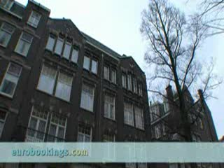 Video clip Hotel Washington in Amsterdam Provided by EuroBookings.com