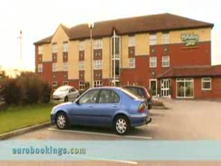 Holiday Inn Manchester-West: Video clip of Hotel Holiday Inn in Manchester West by EuroBookings.com