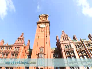 The Palace Hotel: Video clip of Hotel Palace in Manchester Provided by EuroBookings.com