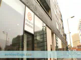 Premier Apartments Manchester: Video clip of Premier Apartments in manchester by EuroBookings.com