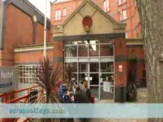 The Castlefield Hotel: Video clip of The Castelfield Hotel in manchester by EuroBookings.com