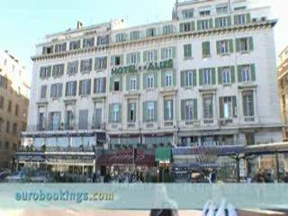 Video clip of hotel alize in marseille provided by hotel alize marseille - Hotel alize marseille vieux port ...