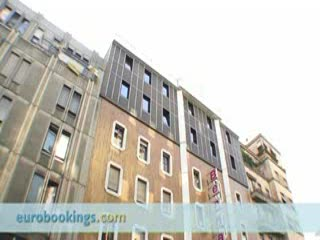 Video clip of Hotel Berna in Milano Provided by EuroBookings.com