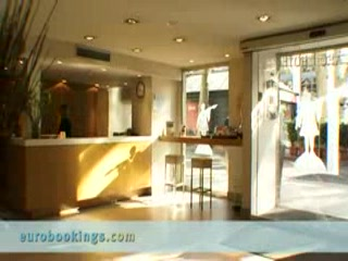 โรงแรมอาร์คลาแรมบลา: Video clip of Hotel Arc La Rambla Barcelona by EuroBookings.com