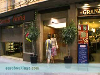 Video clip of Hotel Catalunya Barcelona Provided by EuroBookings.com