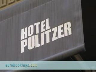 Video clip of Hotel Pulitzer Barcelona Provided by EuroBookings.com