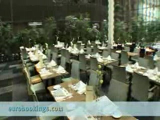 NH Collection Berlin Mitte Friedrichstrasse: Video clip of Jolly Hotel Vivaldi Superior Berlin by EuroBookings.com
