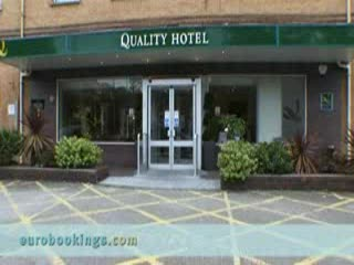 Metro Inns Walsall: Video clip of Hotel Quality Birmingham Provided by EuroBookings.com