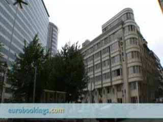 Best Western City Centre: Video clip of Hotel Hampshire Inn Brussel Provided by EuroBookings.com