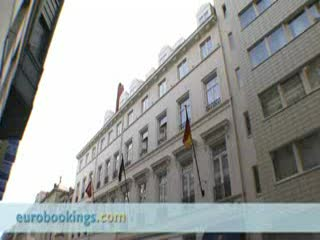 Video clip of Stanhope Hotel Brussel Provided by EuroBookings.com