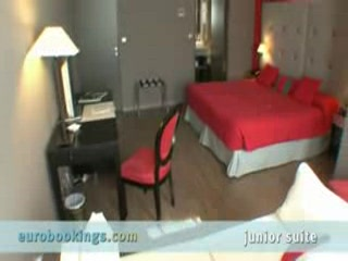 Cezanne Hotel: Video clip of Hotel Cezanne Cannes Provided by EuroBookings.com