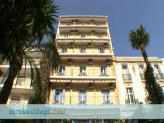 Video clip of Hotel De Provence Cannes Provided by EuroBookings.com