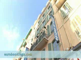 Video clip from Hotel Du Centre in Nice Provided by EuroBookings.com