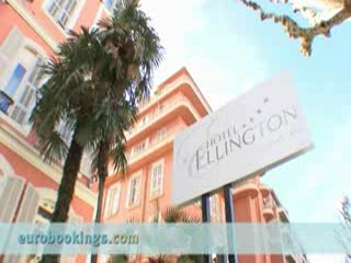 Video clip from Hotel Ellington in Nice Provided by EuroBookings.com