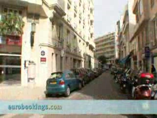 Video clip from Mercure Hotel Grimaldi in Nice by EuroBookings.com