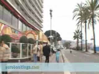Mercure Nice Promenade des Anglais : Video clip Mercure Hotel Promenade Des Anglais Nice - EuroBookings.com