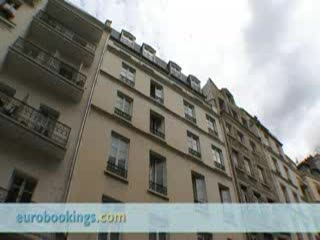 Video clip from Hotel Le Senat in Paris Provided by EuroBookings.com