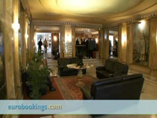Saint James Albany Hotel-Spa : Video clip from Hotel Saint James & Albany Paris by EuroBookings.com