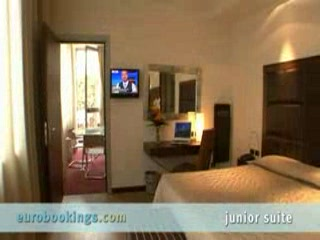 Video clip of Hotel Athenaeum Personal Florence by EuroBookings.com