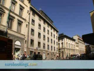 Hotel Diplomat: Video clip of B&H Hotels Diplomat Florence Provided by EuroBookings