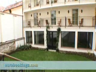 Video clip from Hotel Angelis in Prague Provided by EuroBookings.com