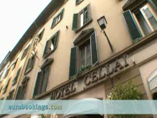 Video clip of Hotel Cellai Florence Provided by EuroBookings.com