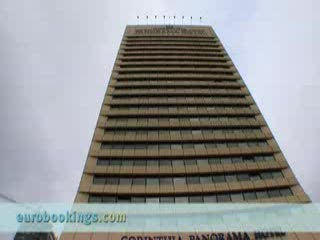 Panorama Hotel Prague: Video clip from Hotel Corinthia Panorama in Prague by EuroBookings.com