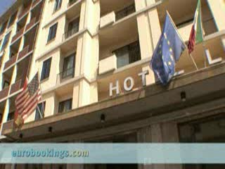 Video clip of Hotel Londra Florence Provided by EuroBookings.com
