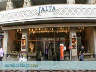 Jalta Boutique Hotel Video Clip From In Prague Provided By Eurobookings
