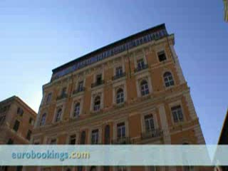 La Griffe Roma - MGallery By Sofitel: Video clip from Hotel La Griffe in Rome Provided by EuroBookings.com