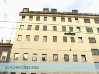 Hotel Exe Vienna: Video clip from Eurostars Hotel in Vienna Provided by EuroBookings.com