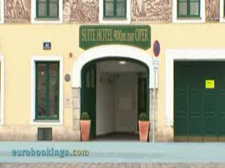 Suite Hotel: Video clip from Hotel Suite 900m Zur Oper - Vienna by EuroBookings.com