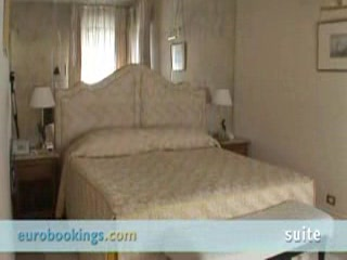 Bauer Palazzo: Video clip from Bauer Hotel in Venice Provided by EuroBookings.com