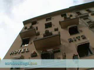 Video clip of Hotel Ritz Florence Provided by EuroBookings.com
