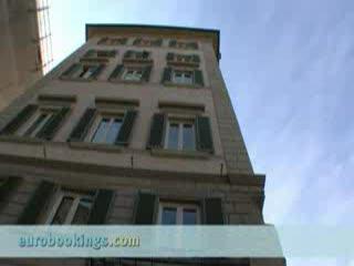 Santa Maria Novella Hotel: Video clip of Hotel Santa Maria Novella Florence by EuroBookings.com