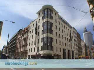 Video clip of Bristol Hotel Frankfurt Provided by EuroBookings.com