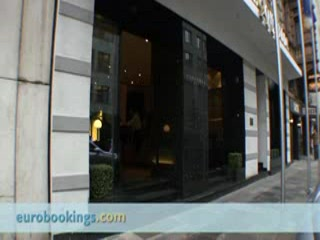 Video clip of Hotel Concorde Frankfurt Provided by EuroBookings.com