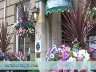 Argyll Hotel: Video clip of Hotel Argyll Glasgow Provided by EuroBookings.com