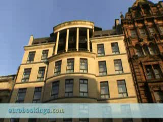 Carlton George Hotel: Video clip of Hotel Carlton George Glasgow Provided by EuroBookings